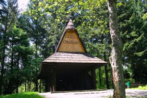 Góra Parkowa - Altana Michasiowa