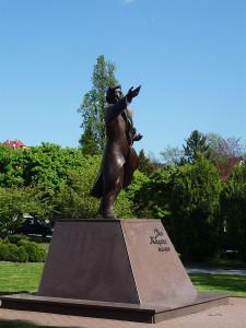 Pomnik Jana Kiepury
