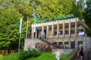 Góra Parkowa - Kolejka Linowa