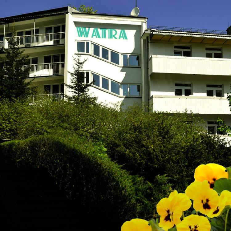 Widok na Sanatorium