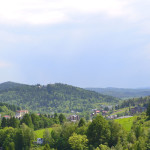 Widok na Górę Parkową