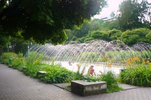 Deptak - fontanna